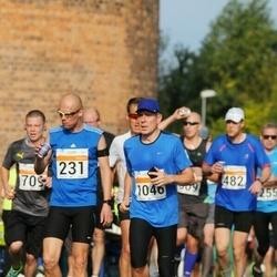 SEB Tallinna Maratoni Sügisjooks (10 km) - Alan Vaht (231), Ago Lilleorg (1046)