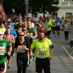 SEB Tallinna Maratoni Sügisjooks (10 km) - Kristjan Niiberg (4993), Ami Timm (5563)