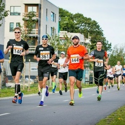 SEB Tallinna Maratoni Sügisjooks (10 km) - Denis Stahnevitš (33), Kristjan Lusikas (140), Brandon Bachmann (195), Tomi Tynkkynen (361), Aigar Ojaots (444)