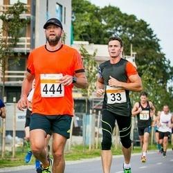 SEB Tallinna Maratoni Sügisjooks (10 km) - Denis Stahnevitš (33), Aigar Ojaots (444)
