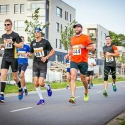 SEB Tallinna Maratoni Sügisjooks (10 km) - Denis Stahnevitš (33), Kristjan Lusikas (140), Tomi Tynkkynen (361), Aigar Ojaots (444)