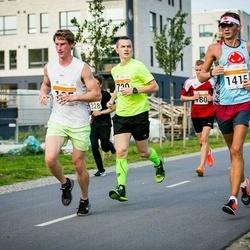 SEB Tallinna Maratoni Sügisjooks (10 km) - Brandon Bachmann (195), Tarmo Pertel (729), Karl-Kristofer Kivisalu (780), Vitaly Lisapov (1415)