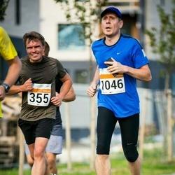 SEB Tallinna Maratoni Sügisjooks (10 km) - Sven Holter (355), Ago Lilleorg (1046)