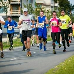 SEB Tallinna Maratoni Sügisjooks (10 km) - Ülo Reisner (345), Jaanika Vilde (551), Aadu Polli* (596), Andrus Stimmer (706), Mati Tatrik (800), Rauno Liksor (1951), Aila Savisaar (2641)