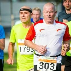 SEB Tallinna Maratoni Sügisjooks (10 km) - Arne Pihkva (303)