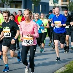 SEB Tallinna Maratoni Sügisjooks (10 km) - Raul Köster (233), Juri Kaletin (839), Annika Sillaots (3602)