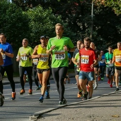 SEB Tallinna Maratoni Sügisjooks (10 km) - Aare Aruniit (409), Märten Ester (547), Katrin Tamsar (552), Vladimir Vinogradov (3120)