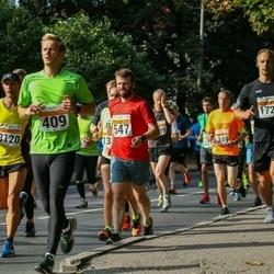 SEB Tallinna Maratoni Sügisjooks (10 km) - Aare Aruniit (409), Märten Ester (547), Kristian Küttis (1349), Sten Akel (1724), Vladimir Vinogradov (3120)