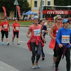 SEB Tallinna Maratoni Sügisjooks (10 km) - Agne Kinks (2291), Maili Tammo (10042)