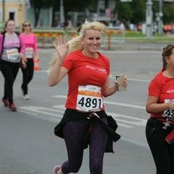 SEB Tallinna Maratoni Sügisjooks (10 km) - Katrina Vetserina (4889), Anastasia Skosyreva (4891)