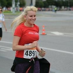 SEB Tallinna Maratoni Sügisjooks (10 km) - Anastasia Skosyreva (4891)