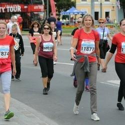 SEB Tallinna Maratoni Sügisjooks (10 km) - Agnes Palm (11874), Diana Edovald (11876), Astrid Aariste (11877)