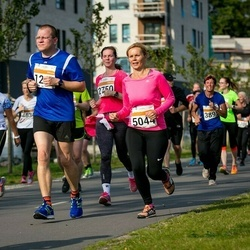 SEB Tallinna Maratoni Sügisjooks (10 km) - Anna-Liisa Kubo (2750), Angelique Eiche (5044)