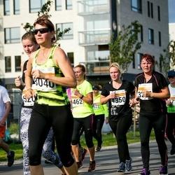 SEB Tallinna Maratoni Sügisjooks (10 km) - Evelin Põldoja (4350), Annely Põder (8040)