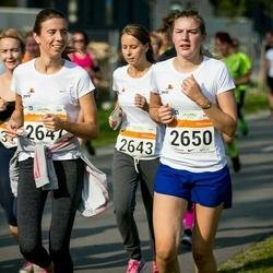 SEB Tallinna Maratoni Sügisjooks (10 km) - Galina Brokan (2647), Aleksandra Sutõrina (2650)