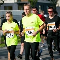 SEB Tallinna Maratoni Sügisjooks (10 km) - Andres Pastarus (1551), Annelise Pastarus (4812)