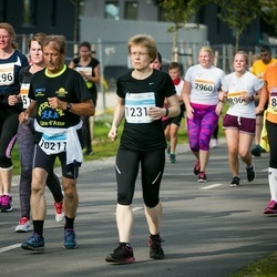 SEB Tallinna Maratoni Sügisjooks (10 km) - Kersti Tomson (8851), Terje Kõrm (9296), Francis Lasserre (10211)