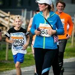 SEB Tallinna Maratoni Sügisjooks (10 km) - Berit Jürgenson (1962)