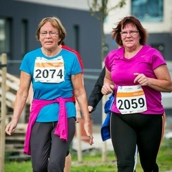 SEB Tallinna Maratoni Sügisjooks (10 km) - Marje Viilup (2059), Arle Lehtmets (2074)