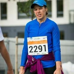 SEB Tallinna Maratoni Sügisjooks (10 km) - Agne Kinks (2291)