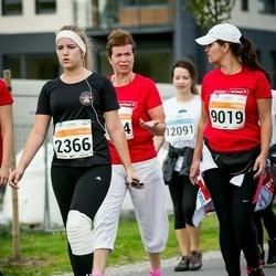 SEB Tallinna Maratoni Sügisjooks (10 km) - Linda Ojap (2366), Silja Siska (9019)