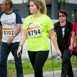 SEB Tallinna Maratoni Sügisjooks (10 km) - Anastassia Pronitševa (8794)