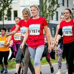 SEB Tallinna Maratoni Sügisjooks (10 km) - Agnes Palm (11874), Diana Edovald (11876)