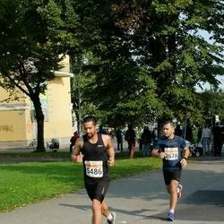 SEB Tallinna Maratoni Sügisjooks (10 km) - Janno Oras (2670), Bradley Rasool (5486)