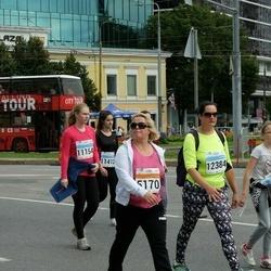 SEB Tallinna Maratoni Sügisjooks (10 km) - Eelika Kurs (5170), Birgit Sootalu (12384)