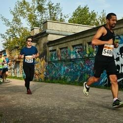 SEB Tallinna Maratoni Sügisjooks (10 km) - Janno Klausner (625), Bradley Rasool (5486)