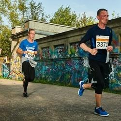 SEB Tallinna Maratoni Sügisjooks (10 km) - Aarne Kuusmann (1099), Madis Lints (3372)