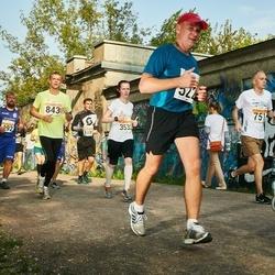SEB Tallinna Maratoni Sügisjooks (10 km) - Agris Kivaste (843), Elina Drezina (3532)