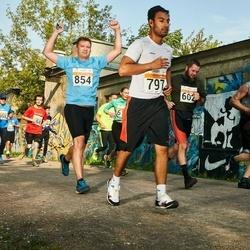 SEB Tallinna Maratoni Sügisjooks (10 km) - Adrian Ciro (797), Taavi Kalvik (854)