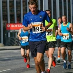 SEB Tallinna Maratoni Sügisjooks (10 km) - Brandon Bachmann (195)