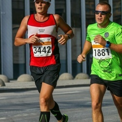 SEB Tallinna Maratoni Sügisjooks (10 km) - Andre Kaaver (1881), Denis Danilkin (3442)