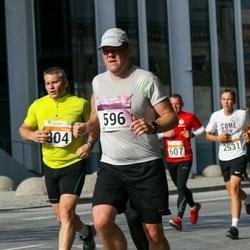 SEB Tallinna Maratoni Sügisjooks (10 km) - Aadu Polli* (596)