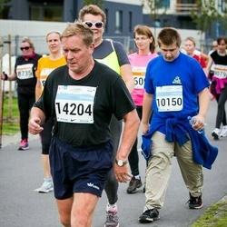 SEB Tallinna Maratoni Sügisjooks (10 km) - Aarika Logberg (10150), Lembit Lohe (14204)