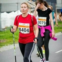 SEB Tallinna Maratoni Sügisjooks (10 km) - Anna Säkki (8404), Mirgit Silla (9079)