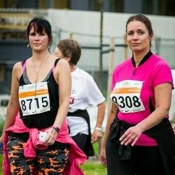 SEB Tallinna Maratoni Sügisjooks (10 km) - Maris Kold (8715), Aet Kala (9308)