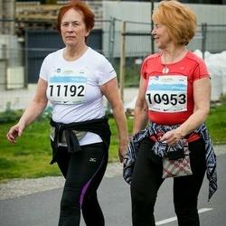 SEB Tallinna Maratoni Sügisjooks (10 km) - Ann Mandre (10953), Kadri Peterson (11192)