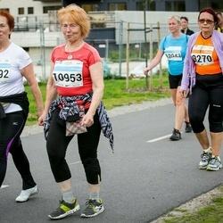 SEB Tallinna Maratoni Sügisjooks (10 km) - Tiina Mõtuste (9270), Ann Mandre (10953), Kadri Peterson (11192)
