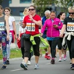 SEB Tallinna Maratoni Sügisjooks (10 km) - Arika Kajandi (9291), Marve Lullu (9389), Angela Vedler (11988)