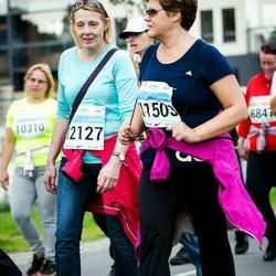 SEB Tallinna Maratoni Sügisjooks (10 km) - Agne Õunapuu (11503), Marje Heinloo (12127)