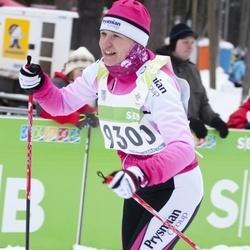 42. Tartu Maraton - Annika Kitsemets (9300)