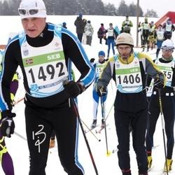 42. Tartu Maraton - Tambet Tõnissoo (1406), Bjorn Terje Sagmo (1492)