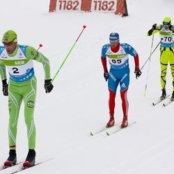 42. Tartu Maraton - Anders Aukland (2), Konstantin Glavatskikh (65), Niklas Colliander (70)