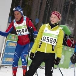 42. Tartu Maraton - Fausto Brigadue (5994), Britta-Mai Nõmmik (8589)