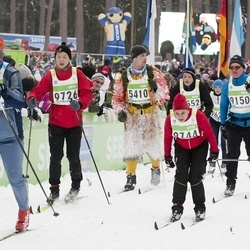 42. Tartu Maraton - Margus Hoop (5410), Ahti Aho (9150), Karl Mattias Ruus (9726)