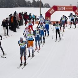 42. Tartu Maraton - Janis Teteris (33), Jan Franc (45), Alar Savastver (87), Rauno Tiimann (143), Marek Sikk (145)