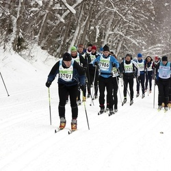 42. Tartu Maraton - Ando Reila (2986), Olev Salum (3201)